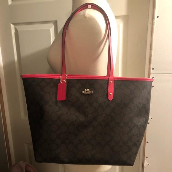 Coach Handbags - New Reversible Coach Bag